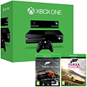 Xbox One Console With Kinect, Forza 5 Game Of The Year Download & Forza Horizon 2