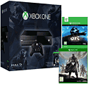 Xbox One Console With Halo MC Collection, Ori & The Blind Forest Download & Destiny