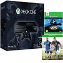 Xbox One Console With Halo MC Collection, Ori & The Blind Forest Download & FIFA 15