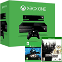 Xbox One Console With Kinect, Ori & The Blind Forest Download & Dying Light