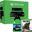 Xbox One Console With Kinect, Ori & The Blind Forest Download & Call Of Duty Advanced Warfare