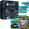 Xbox One Console With Halo MC Collection, Ori & The Blind Forest Download & GTA V With Bonus Shark Cards