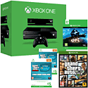 Xbox One Console With Kinect, Ori & The Blind Forest Download & GTA V With Bonus Shark Cards