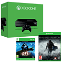 Xbox One Console With Ori & The Blind Forest & Middle Earth Shadow Of Mordor