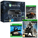 Xbox One Console With Halo MC Collection, Ori & The Blind Forest & Destiny