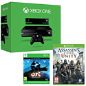 Xbox One Console With Kinect, Ori & The Blind Forest & Assassin's Creed Unity