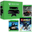 Xbox One Console With Kinect, Ori & The Blind Forest & LEGO Batman 3