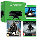 Xbox One Console With Ori & The Blind Forest, Destiny & Middle Earth Shadow Of Mordor