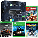Xbox One Console With Halo MC Collection, Ori & The Blind Forest, LEGO Batman 3 & LEGO Marvel Super Heroes