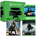 Xbox One Console Kinect, Ori & The Blind Forest, Destiny & Middle Earth Shadow Of Mordor