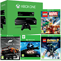 Xbox One Console With Kinect, Ori & The Blind Forest, LEGO Batman 3 & LEGO Marvel Super Heroes