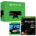 Xbox One Console With Ori & The Blind Forest & Mortal Kombat X Special Edition