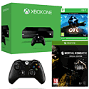 Xbox One Console With Ori & The Blind Forest, Mortal Kombat X Special Edition & Wireless Controller