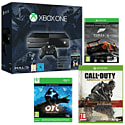 Xbox One Console With Halo MC Collection, Ori & The Blind Forest & Call Of Duty Advanced Warfare Gold Edition