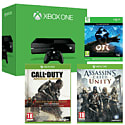Xbox One Console With Ori & The Blind Forest, Call Of Duty Advanced Warfare Gold Edition & Assassin's Creed Unity