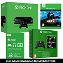Xbox One Console With Ori & The Blind Forest, Mortal Kombat X Download, Wireless Controller & 12 Months Xbox Live Gold