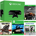 Xbox One Console With Ori & The Blind Forest, Call Of Duty Advanced Warfare Gold Edition, Assassin's Creed Unity & Watch Dogs