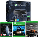 Xbox One With Halo MC Collection, Forza 5, Ori & The Blind Forest & Middle Earth Shadow Of Mordor Game Of The Year Edition