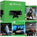 Xbox One Console With Ori & The Blind Forest, Forza 5 GOTY, Destiny & Middle Earth Shadow Of Mordor Game Of The Year Edition