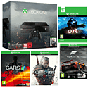 Xbox One Console With The Witcher 3 Wild Hunt, Forza 5 GOTY, Ori & The Blind Forest & Project Cars