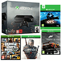 Xbox One Console With The Witcher 3 Wild Hunt, Forza 5, Ori & The Blind Forest & Grand Theft Auto V