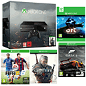 Xbox One Console With The Witcher 3 Wild Hunt, Forza 5 GOTY, Ori & The Blind Forest & FIFA 15