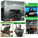 Xbox One Console With The Witcher 3 Wild Hunt, Ori & The Blind Forest, Forza 5 GOTY & Call of Duty Advanced Warfare Gold Edition