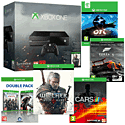 Xbox One With The Witcher 3, Ori & The Blind Forest, Forza 5, Project Cars & Assassin's Creed & Watch Dogs Double Pack