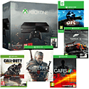 Xbox One With The Witcher 3, Ori & The Blind Forest, Forza 5, Call of Duty Advanced Warfare Gold Edition & Project Cars
