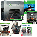 Xbox One With The Witcher 3, Ori & The Blind Forest, Forza 5, COD Advanced Warfare Gold & Assassin's Creed & Watch Dogs Pack