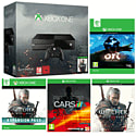 Xbox One With The Witcher 3, Ori & The Blind Forest, Project Cars & The Witcher 3 Expansion Pass