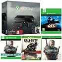 Xbox One With The Witcher 3, Ori & The Blind Forest, Call of Duty Advanced Warfare Gold Edition & The Witcher 3 Expansion Pass