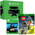 Xbox One With Kinect, Ori & The Blind Forest & LEGO Jurassic World