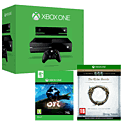 Xbox One With Kinect, Ori & The Blind Forest & Elder Scrolls Online: Tamriel Unlimited Crown Edition