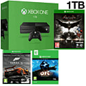Xbox One Console With 1TB Hard Drive, Ori & The Blind Forest, Forza 5 GOTY & Batman Arkham Knight