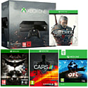 Xbox One Console With Ori & The Blind Forest, The Witcher 3 Wild Hunt, Project Cars & Batman Arkham Knight