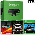 Xbox One Console With 1TB Hard Drive, Ori & The Blind Forest, Project Cars & Batman Arkham Knight