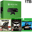 Xbox One With 1TB Hard Drive, Ori & The Blind Forest, Call Of Duty Advanced Warfare Gold  & Batman Arkham Knight