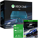 Xbox One With 1TB Hard Drive, Forza Motorsport 6 Download & 3 Months Xbox Live Gold