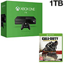 Xbox One With 1TB Hard Drive & Call Of Duty Advanced Warfare Gold Edition