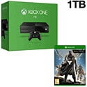 Xbox One With 1TB Hard Drive & Destiny