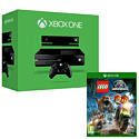 Xbox One With Kinect & LEGO Jurassic World
