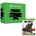 Xbox One With Kinect & Call Of Duty Advanced Warfare Gold Edition