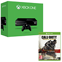 Xbox One Console With Call of Duty Advanced Warfare Gold Edition