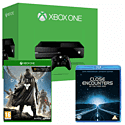 Xbox One Console With Destiny & Close Encounters Of The Third Kind Bluray