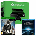 Xbox One Console With Kinect, Destiny & Close Encounters of The Third Kind Bluray
