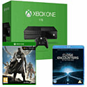 Xbox One Console With 1TB Hard Drive, Destiny & Close Encounters of The Third Kind Bluray