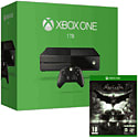 Xbox One Console With 1TB Hard Drive & Batman Arkham Knight Red Hood Edition