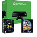 Xbox One Console with Halo Master Chief Collection Limited Edition and Back to the Future