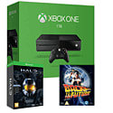 Xbox One Console with 1TB Hard Drive, Halo Master Chief Collection Limited Edition and Back to the Future